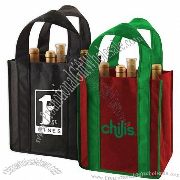 4 Amp 6 Pack Wine Tote Bags Factories In China 304265926