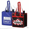 4 & 6 Pack Wine Totes