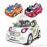 4-channel Children's Ride-on Cars with Remote Control