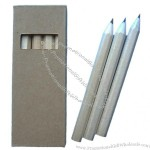 4 Color Pencils Set
