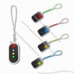 4-in-1 RF Remote Control Key Finder Keychains with Different Sounds and Small Size