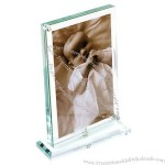 """4"""" x 6"""" Rotating Acrylic Promotional Picture Frames"""