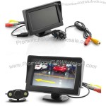4.3 Inch Rearview Monitor + Wireless Nightvision Camera