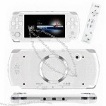 4.3-inch Wii/PSP Game Player with Camera, Supports TV Out, Built-in Rechargeable Lithium Battery