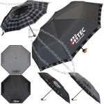 "43"" Arc Folding Compact Umbrella"