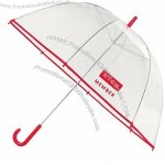 47 inch Clear Umbrella