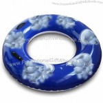 47inch Adult Swim Ring with 0.23mm PVC Thickness and 2 Handles