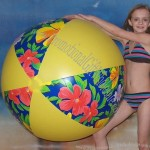 "48"" Hawaiian Beach Ball"
