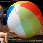 "48"" Traditional 6 Color Beach Ball"