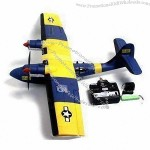 4CH Catalina Radio Remote Control Electric RC Twin Engine Airplane RTF, Easy-to-fly and Control