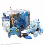 4W Electric Cars for Kids with Remote Control