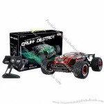 4WD High-speed Remote Control Cars, Full Scale Synchronous, RC System