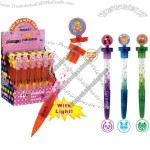 5 in 1 Bubble Stamp Pen w/Light and Handle(1)
