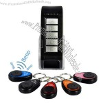 5 in 1 Wireless Key Finder Set