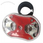 5 LED Super Bright Bicycle Light