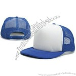 5-panel Foam Promotional Classic Mesh Trucker's Cap
