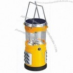 5 Pieces LED Solar Camping Lantern