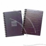 "50 page Aluminum journal notebook 5"" x 7"""