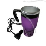 500ML Car Heating Travel Cup