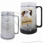 500ml Ice Beer Mugs