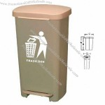 50L 650×390mm Dustbin