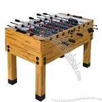 """55"""" table hand football game for kids, MDF, with PVC lamination"""