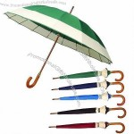 57cm Wooden Umbrella