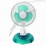 6-inch Desk and Clip Fan