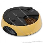6 Meal Auto Pet Feeder with CE, RoHS Certificate