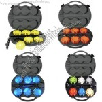 6 Pack Rechargeable Traffic Warning Lamp