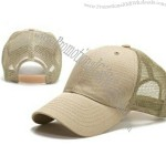 6-panel Promotional Classic Mesh Trucker's Cap