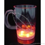 600ml Flashing Beer Cup