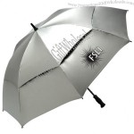 """62"""" ShedRays Vented Golf Umbrella with UV Protective"""