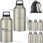 64oz Rover Stainless Bottle With Carabiner Clip