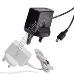 6W AC/DC Mobile Phone Adapter with Compact Structural Design