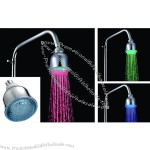7 colors Jump Changing Showerhead