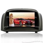 "7"" In Dash Car DVD Player with GPS, Bluetooth, TV"