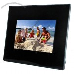 7 Inch Digital Photo Frame with Music and Video Extras