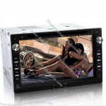 7 Inch In Dash Car DVD for Volkswagen Auto (800x480, GPS, DVB-T)