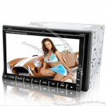 7 Inch Touchscreen Car DVD with OBD-II, GPS, DVB-T