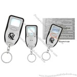 7 working days - Lighted magnifier with keyring.