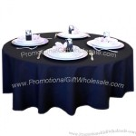 """70"""" 90"""" 108"""" 120"""" Round Table Cloth"""