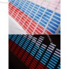 70x16cm Sound music Activated Car Stickers Equalizer Glow with 3 color Light