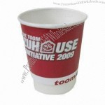 7oz Double-walled Disposable Paper Cup