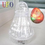 8 Color UFO Flashing Balloon Weight Candy Box