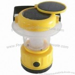 8 LED lights Solar lantern