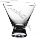 8 Ounce Martini Glasses Elegant Cocktail Cups