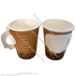 8 Oz Paper Cup With Handle