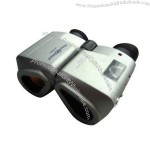 8 x 21 Binoculars with Radio