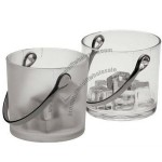 800ML Clear Acrylic Ice Bucket